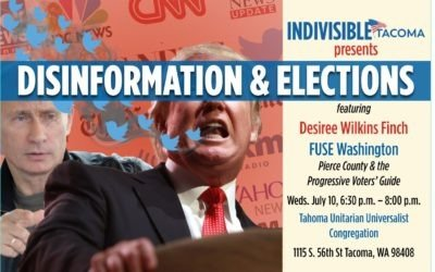 Fighting Disinformation 🤔 in Elections