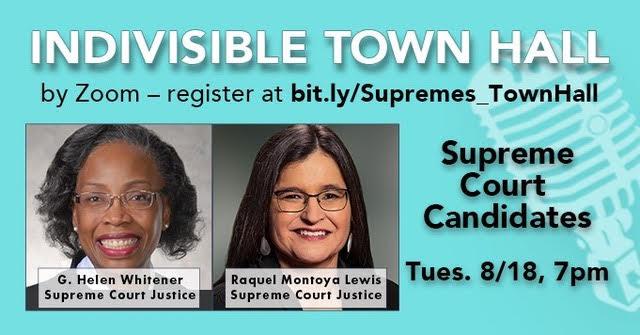 WA Supreme Court Justice Candidates