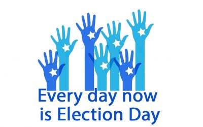 Ballots out this week! Now's the time to contact voters!