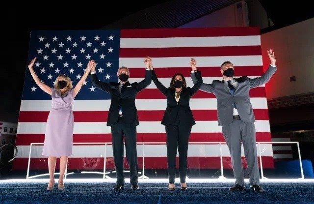 We Won the White House!