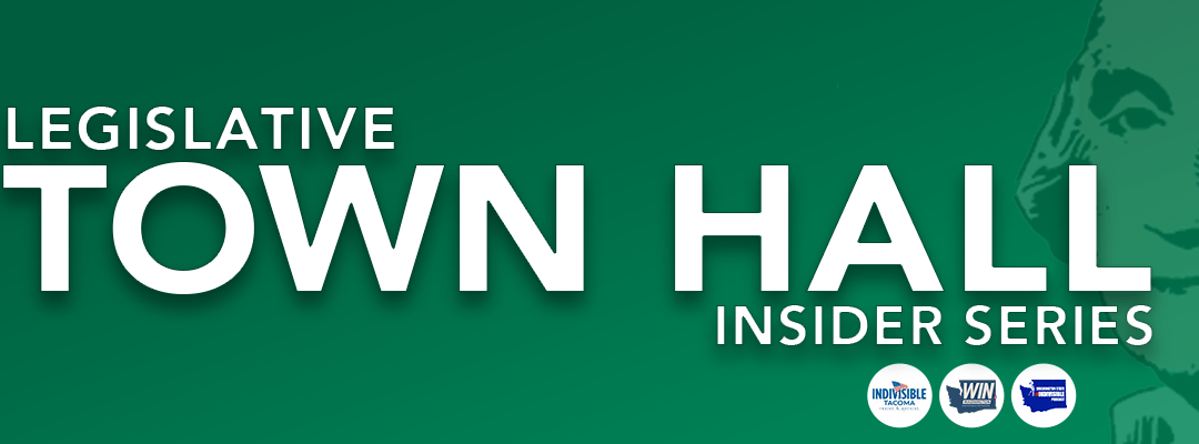 Indivisible Town Hall – Civil Rights