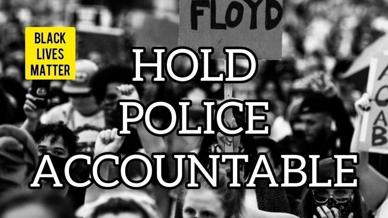 Let the House Civil Rights & Judiciary Committee know you support civil remedies for police accountability