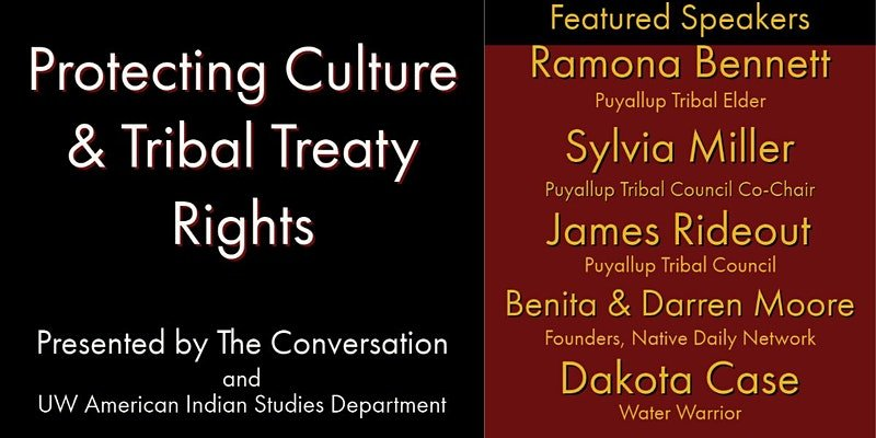 Protecting Culture & Tribal Treaty Rights