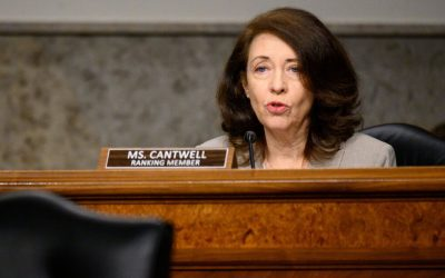 Meeting with Sen. Cantwell's Staff Thursday, July 29, 4PM