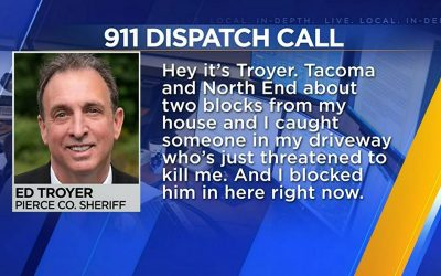 Sheriff Ed Troyer Must Go
