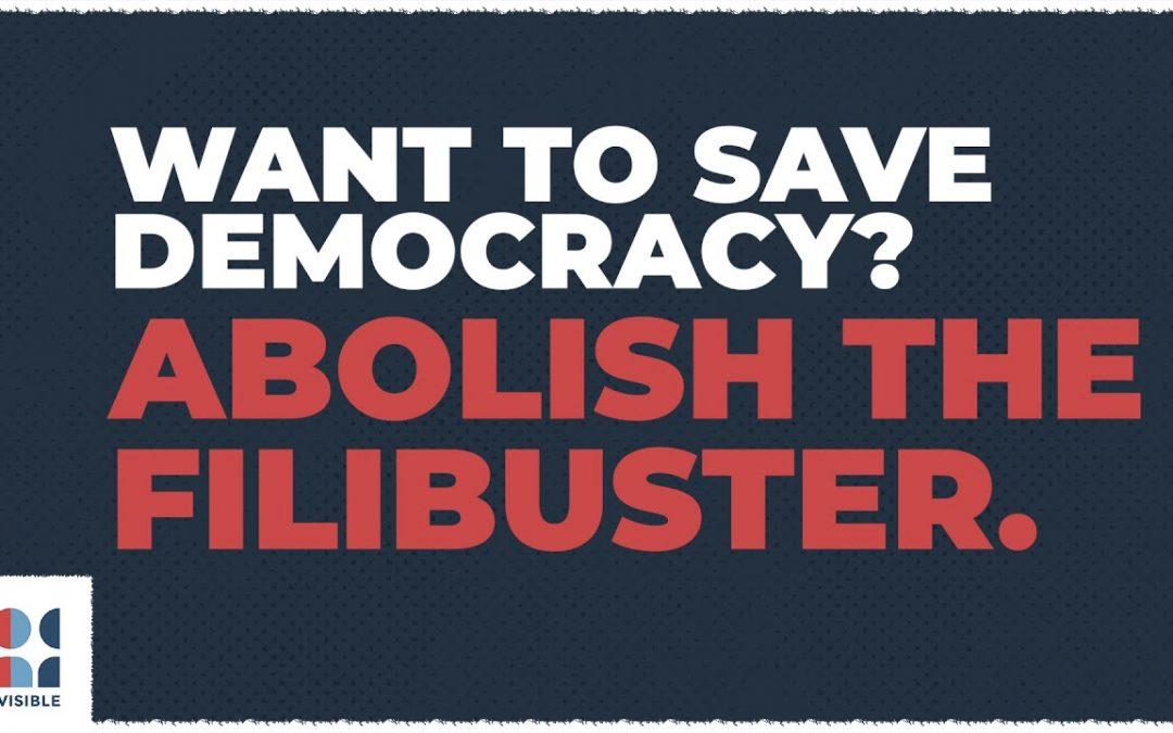 End the filibuster Call-o-Rama