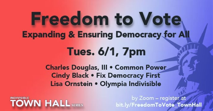 Freedom to Vote – Expanding and Ensuring Democracy for All