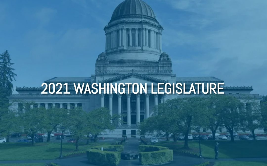 Indivisible Tacoma 2021 Legislative Report