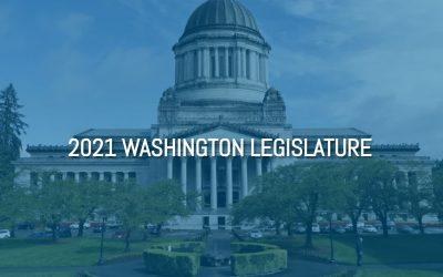 Indivisible Tacoma 2021 Legislative Report