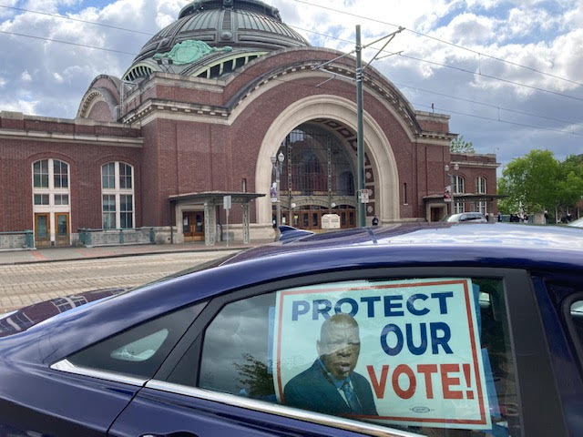 John Lewis Voting Rights Advancement Day of Action – Report to Indivisible Tacoma Members