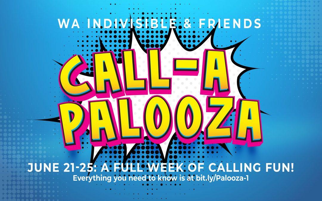 WA State Indivisible Senate Call-A-Palooza