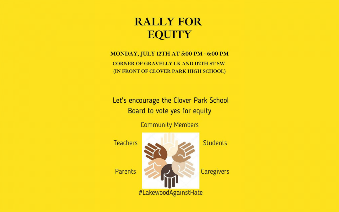 Rally for Equity