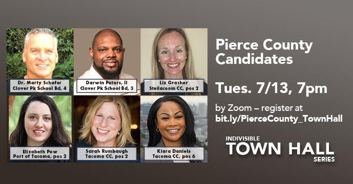 Meet 2021 Candidates