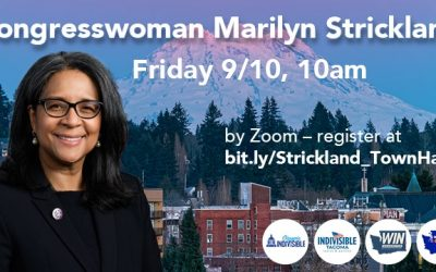 Townhall with Rep. Marilyn Strickland