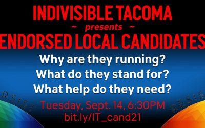 Endorsed Local Candidates